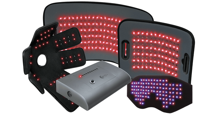 LED Red/Blue Light Therapy and PEMF Therapy, LED Red/Blue Light Therapy and PEMF Therapy